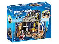 Конструктор Playmobil Возьми с собой: 6156 Сокровищница рыцарей, фото 1