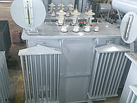 Силовой масляный герметичный трансформатор ТМ ТМГ 400 6 или 10/0.4 У/Ун-0 Д/У-11