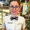 Галстуки-бабочки специально для McDonalds от Zhanna UDLER