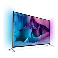 Телевизор Philips 55PUS7100/12 (800Гц, Ultra HD 4K, Smart, Wi-Fi, 3D)