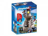 Конструктор Playmobil  6680 Военная башня с маяком, фото 1