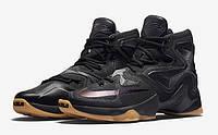 Мужские баскетбольные кроссовки Nike Lebron 13 Black Lion