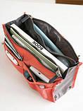 Bag in Bag - органайзер в сумку (коричневый), фото 8