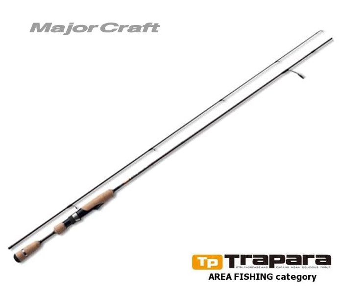 Спиннинг Major Craft Trapara Area TPS-562SUL (168 cm, 0.8-3 g)