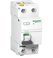 Дифференциальное реле (УЗО) Schneider Electric,  Acti9  ILD-AC30mA, 40А, двухполюсное