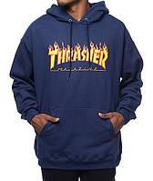 Толстовка Thrasher  Logo Худи мужская