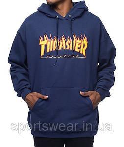 Худи Thrasher  Logo Кенгуру мужская