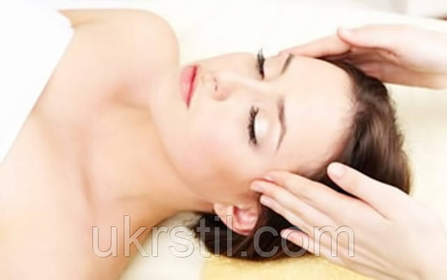 Энергетический массаж лица
