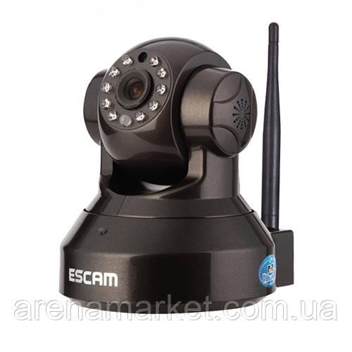 Escam QF100 поворотная iP камера