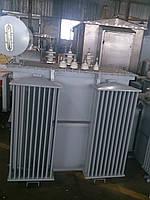 Силовой масляный герметичный трансформатор ТМ ТМГ 630 6 или 10/0.4 У/Ун-0 Д/У-11