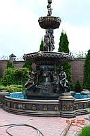 Бронзовый фонтан, фото 1