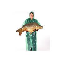 Дождевик полиэтиленовый для рыбалки на липучках (100 мкм)