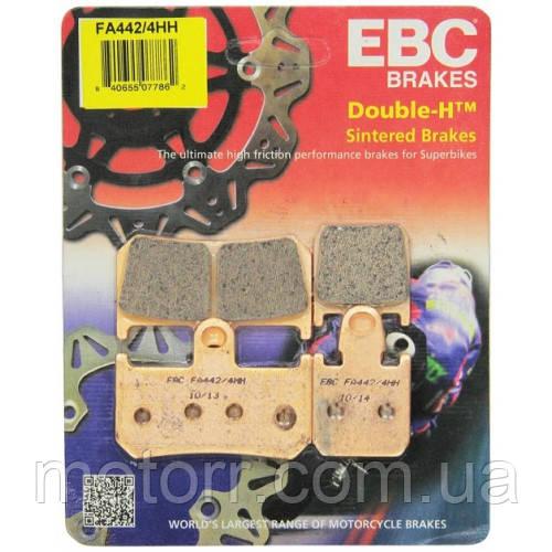Тормозные колодки EBC FA442/4HH