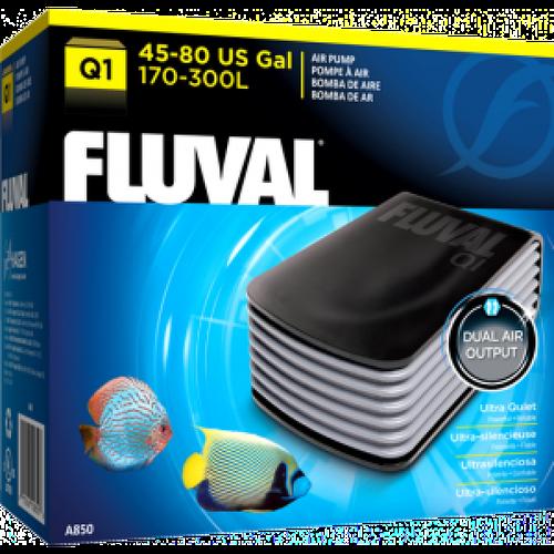 Hagen Fluval Q1 A850, бесшумный компрессор для аквариума, фото 2