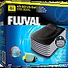 Hagen Fluval Q1 A850, бесшумный компрессор для аквариума