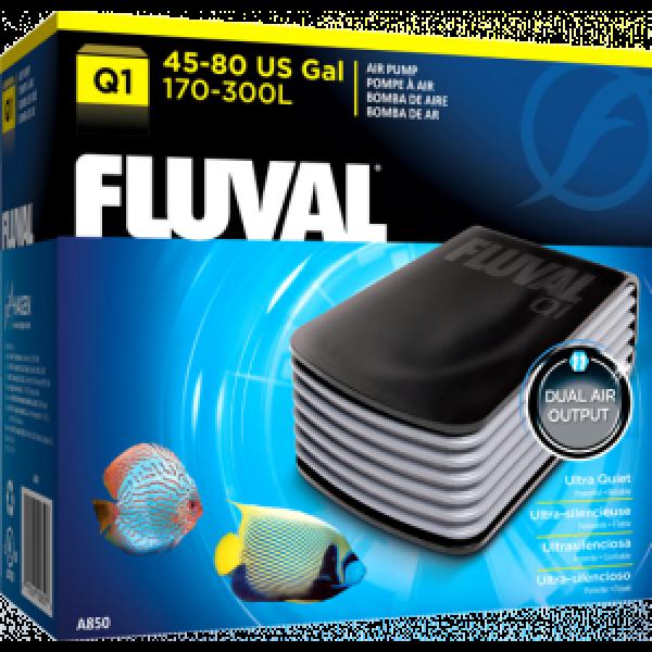 Hagen Hagen Fluval Q1 A850, бесшумный компрессор для аквариума