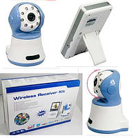 Беспроводная надежная Видеоняня SVP 2.4GHz Wireless Digital Baby Day