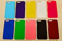 Чехол накладка бампер для Apple iPhone 7 Plus (10 цветов)