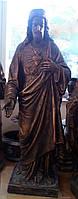 Скульптура Иисуса Христа из бетона  110 см