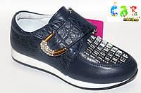Демисезонная детская обувь. Туфли для девочек от производителя CBT.T  T211-2 (8пар, 27-32)