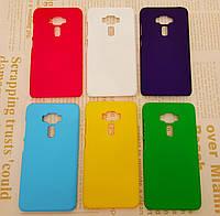Чехол накладка бампер для Asus Zenfone 3(ZE552KL) (6 цветов)