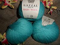 Gazzal Baby wool (Газзал беби Вул) 832