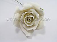 Роза Ø 5 см, цвета в ассортименте