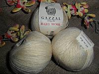 Gazzal Baby wool (Газзал беби Вул)  829