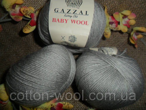 Gazzal Baby wool (Газзал беби Вул)  817