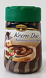 Шоколадное масло Kruger Krem Duo Орех  400 гр