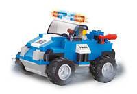 Конструктор Sluban, 45 деталей, Полиция, M38-B0183