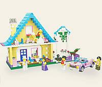 Конструктор Brick 613 деталей, Свадьба, 1129