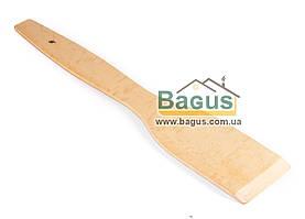 Лопатка кухонная деревянная 28см