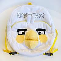Мяка іграшка Рюкзак птица Матильда белая Angry birds арт.604