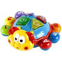Музыкальная развивающая игрушка, Танцующий жук - 7013