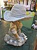 Статуэтка, Мальчик с птицами, полистоун, Подарки и сувениры, Днепропетровск