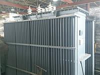 Силовой масляный герметичный трансформатор ТМ ТМГ 2500 6 или 10/0.4 У/Ун-0 Д/У-11