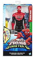 Титаны: Человек-Паук Паутинные Бойцы с орудием сражения - B5756