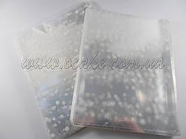 Пакет для упаковки кондитерских изделий 15*25 (с рисунком)