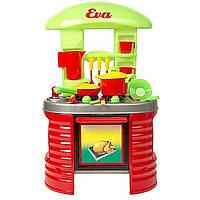 Кухня с посудой, кастрюля, сковорода, KW-04-403 2шт/1уп