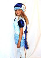 Дитячий новорічний карнавальний костюм дельфіна