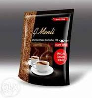 Кофе растворимый G Monti, 200 гр черный