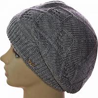 Стильная шапка для девушки