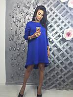 Свободное женское платье Джерси
