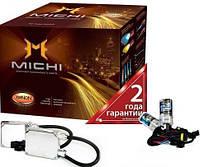 Комплект ксенона Michi H1, H3, H7, H11, H27, 9005 (HB3), 9006(HB4) 35W (5000K)