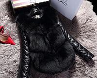 Женская меховая жилетка. Модель 1024