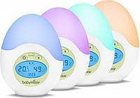 Музыкальный ночник  Babymoov A015015 с термометром и гигрометром
