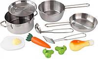 Игровой набор посуды с аксессуарами KidKraft 63186