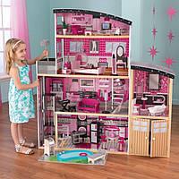 Кукольный домик Sparkle Mansion KidKraft 65826