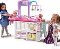 Интерактивный центр по уходу за куклой Step2 8471